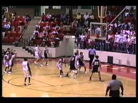 trey miller basketball highlights   talladega
