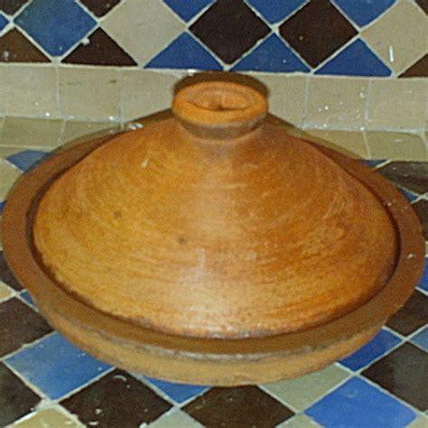 plat 224 tajine marocain en terre cuite pour la cuisson