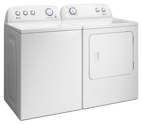Washer And Dryers Amana Washer And Dryer Set