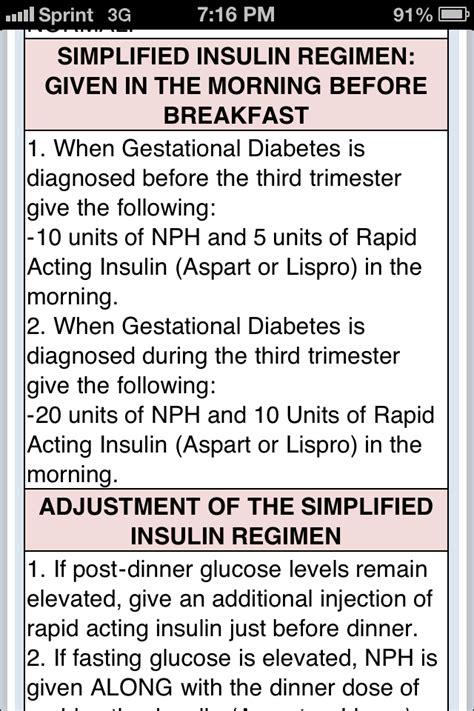 diagnosis  management  gestational diabetes iphone