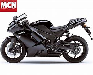 Colour Changes For The 2008 Kawasaki Zx