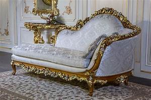 A, Classic, Couch, In, Baroque, Style