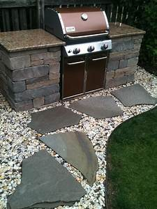 Small, Outdoor, Grill, Ideas, 13