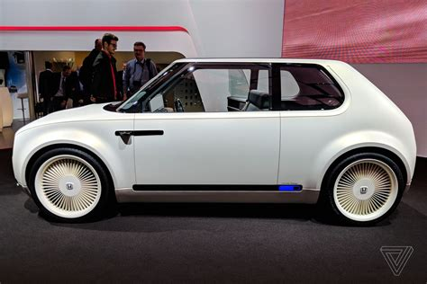Honda's Urban Ev Concept Is Even More Adorable In The