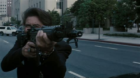 robbery bank heat shootout scene 1995 hd