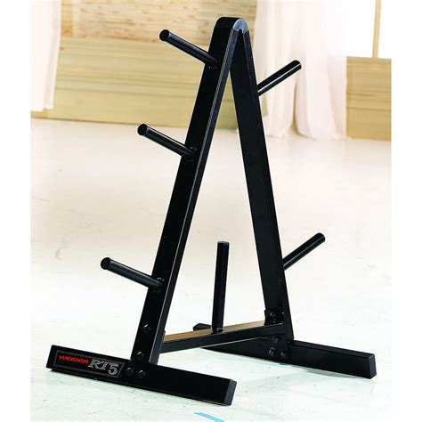 gym weight plate black solid barbell bar storage rack gym fitness weights home ebay