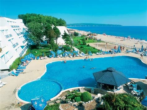 Туры в Hotel Suneo Club Helios Beach 4* Обзор Болгария