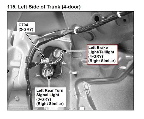 2004 accord brake lights not working honda accord forum