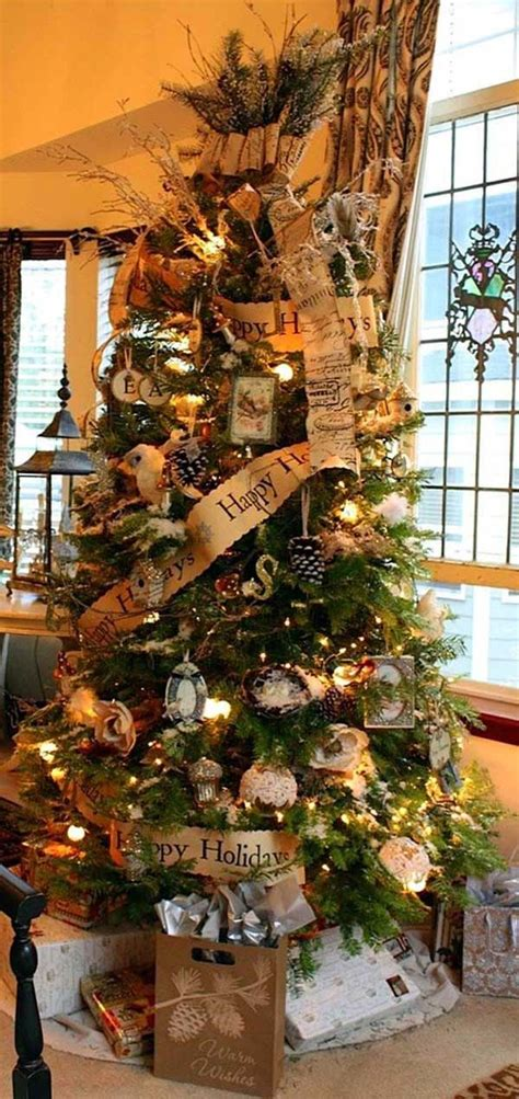 1000+ Ideas About Country Christmas Trees On Pinterest
