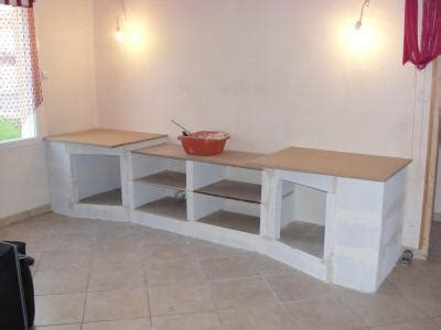 cuisine exterieure siporex meuble beton cellulaire encore tout et rien