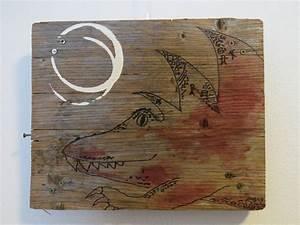 Acrylfarben Auf Holz : acrylfarbe holz beautiful alten tisch aus holz verschnern diy anleitung deutsch so habe ich ~ Orissabook.com Haus und Dekorationen
