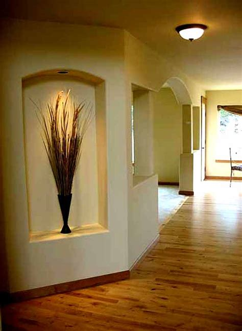 32 gallery wall décor ideas to try out. Wall Niche Ideas: Tips of How to Decorate Them - HomesFeed