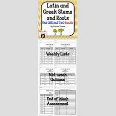 10 Best Images About Teach >> Greek And Latin Root Words On Pinterest  Activities, Coloring
