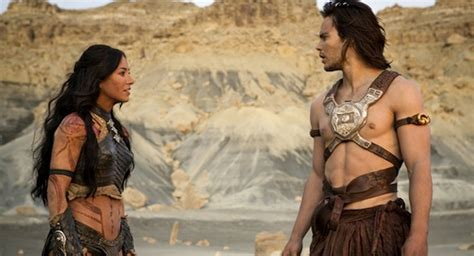 cast of john carter from mars john carter of disney 187 hammer thump a film blog