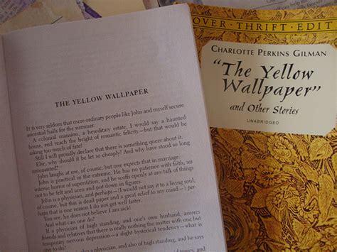 The Yellow Wallpaper And Other Stories Dover Thrift Editions by For Books Sake Presents The Yellow Wallpaper Iwd Book