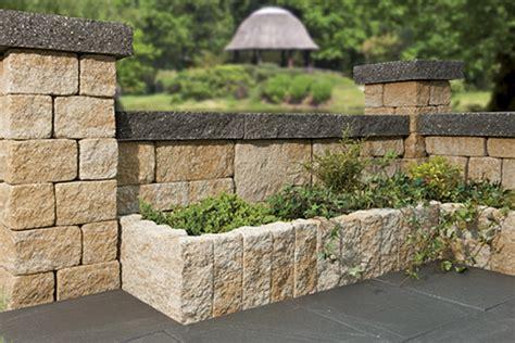 beton mauersteine in natursteinoptik ruinen mauern kleinbeete etc komplettbaus 228 tze gerwing