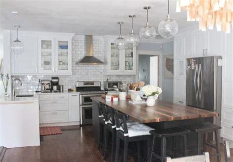 Before & After: A $20,000 DIY Kitchen Renovation   Kitchn