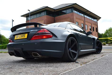 Mercedes Sl R230 Sl65 Sl63 Bi Turbo Amg Black Series