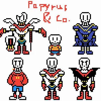 Papyrus Snipe Soldier Pixilart