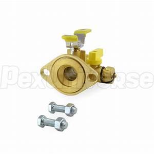 Webstone 81414hv  1 U0026quot  Press Isolator Flange Valve W   Drain