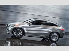 Mercedes Concept Coupe SUV to be Called ML Coupe
