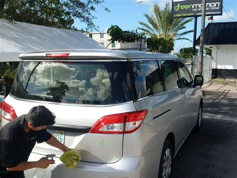 Of Miami Car Rental Drop by Green Motion Green Motion Car Rental At Miami