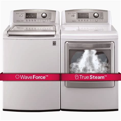 best washer and dryer lg washer dryer lg top load washer and dryer