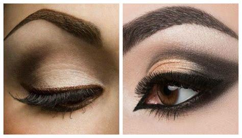Макияж для карих глаз 10 пошаговых уроков с фото для тёмных волос