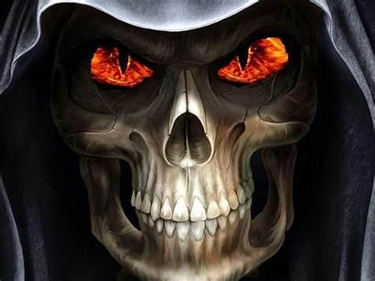 Skull Horror Wallpapers Backgrounds Desktop