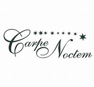 Wandtattoo Carpe Noctem : wandtattoo carpe noctem genie e die nacht crazy art ~ Sanjose-hotels-ca.com Haus und Dekorationen