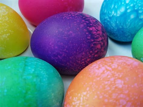 dying easter eggs dyed easter eggs recipe dishmaps