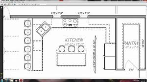 Walk Pantry Facing Kitchen Which Don - Building Plans