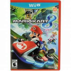Mario Kart Wii U : nintendo mario kart 8 wii u wuppamke b h photo video ~ Maxctalentgroup.com Avis de Voitures