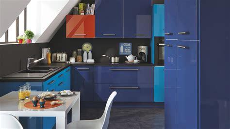 couleur de cuisine moderne couleur de peinture pour cuisine tendance