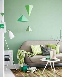 Farben Für Schlafzimmer Wände : wohnen mit farben wandfarbe rot blau gr n und grau wand in gr n pastels pinterest ~ Eleganceandgraceweddings.com Haus und Dekorationen