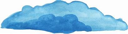 Watercolor Clouds Cloud Transparent Vol Onlygfx 2228