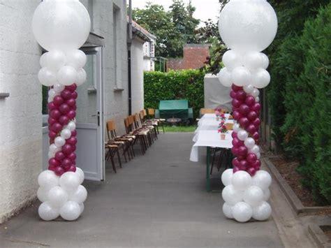 decoration de ballon pour mariage decoration mariage ballon pas cher id 233 es et d inspiration sur le mariage