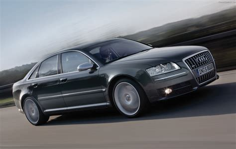 Audi S8 2005 Widescreen Exotic Car Pictures 006 Of 66