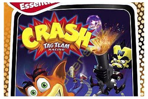 baixar jogo crash team racing psp ita