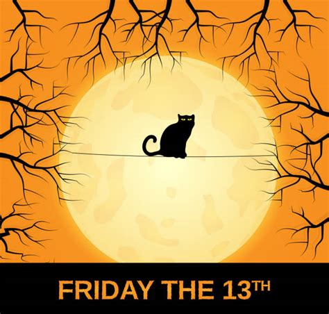 friday 13th clipart royalty free friday the 13th clip vector images