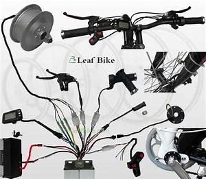700c 24v 250w Front Bldc Hub Motor Electric Bike