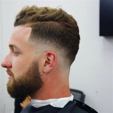coiffure homme degradé bas top 100 des coiffures homme 2018 top 100 trend haircut