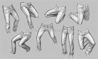 Study Jeans Drawing Deviantart Spectrum Vii Reference