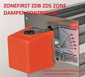 Ductwork Zone Dampers  U0026 Airflow Controls