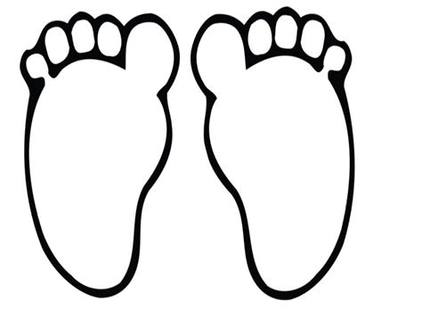 foot clipart   clipart images clipartwork