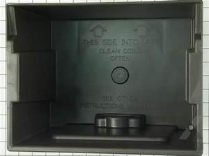 Oem Whirlpool Dehumidifier Condensation Drip Pan  Wp951901