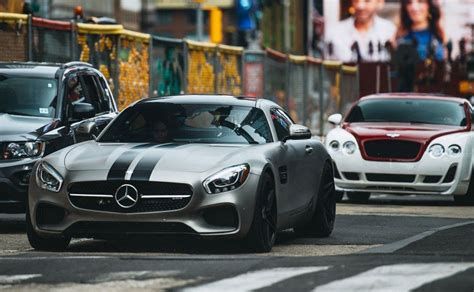 Mercedes Amg Gt In Fast And Furious 8