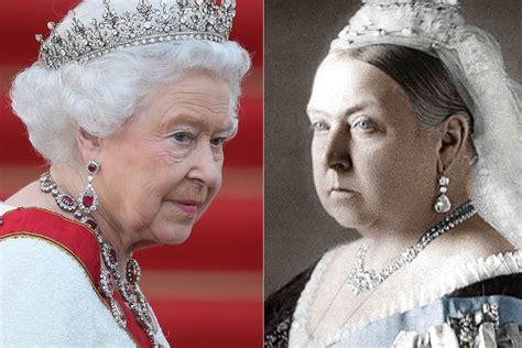 News Queen Elizabeth Tale Of Two Queens How Does Elizabeth Ii Stack Up To