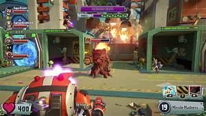 primer gameplay de pvz garden warfare 2 4 nuevos With katzennetz balkon mit pvz garden warfare 1
