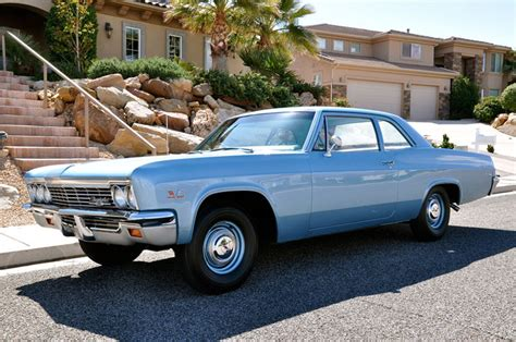 1966 Chevrolet Biscayne 427425  Red Hills Rods And